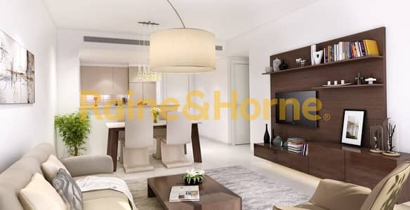 2 Bedroom Flat for Sale in Town Square, Dubai - 2 Bedroom