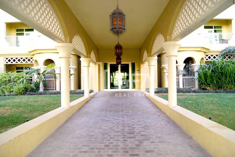 Spacious 3 Br+ Maid   Large Balcony  Palm Jumeirah