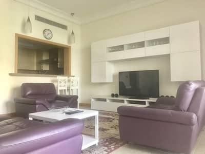 شقة 2 غرفة نوم للايجار في نخلة جميرا، دبي - Reduced Price with Riva Beach Club Access