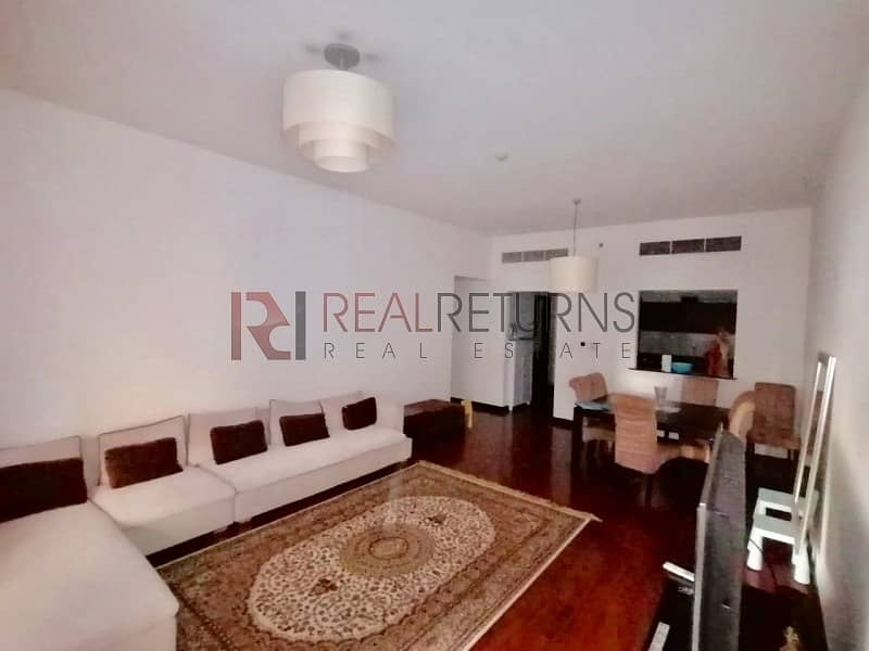 2 Fully Furnished Decent 2bedroom plus Maid Chiller Free