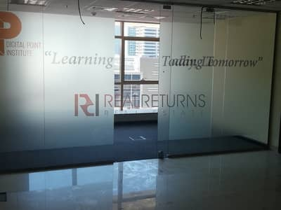 Office for Rent in Jumeirah Lake Towers (JLT), Dubai - Big Office Space Rent