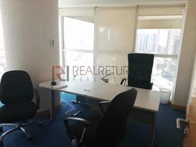 Office for Rent in Jumeirah Lake Towers (JLT), Dubai - Massive Space