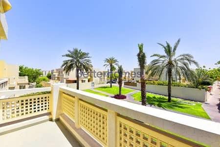 3 Bedroom Villa for Sale in The Lakes, Dubai - Corner Plot | Garden view | Study | Maid's Room