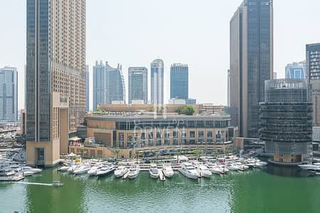 1 Bedroom Apartment for Rent in Dubai Marina, Dubai - Fully Furnished 1 Bed | Full Marina View
