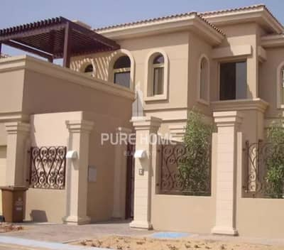 4 Bedroom Villa for Sale in Al Raha Golf Gardens, Abu Dhabi - Fabulous  Home for you and your family Own Now this 4 Bedrooms Villa  In Gardenia