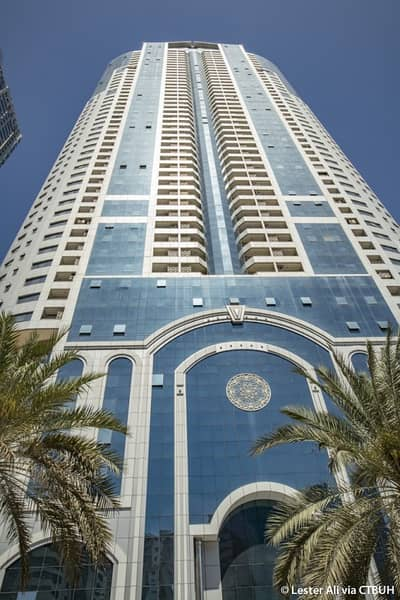 2 Bedroom Flat for Sale in Al Majaz, Sharjah - 2 BEDROOM PLUS MAID ROOM WITH 2 BALCONIES FOR SALE IN SHARJAH AREA 625,000