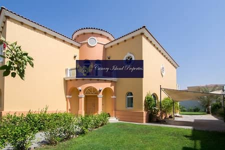 5 Bedroom Villa for Sale in Jumeirah Park, Dubai - Legacy Large 5BR !Private Pool@Listed Price