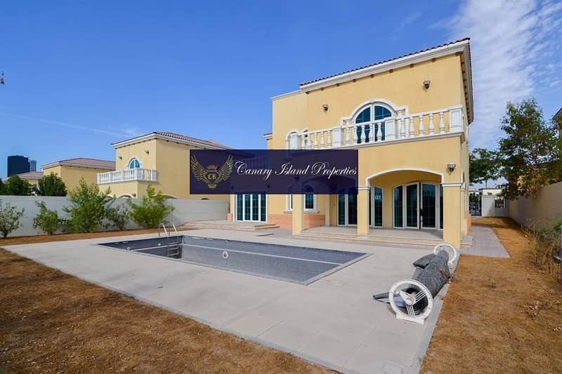 11 Legacy Large 5BR !Private Pool@Listed Price