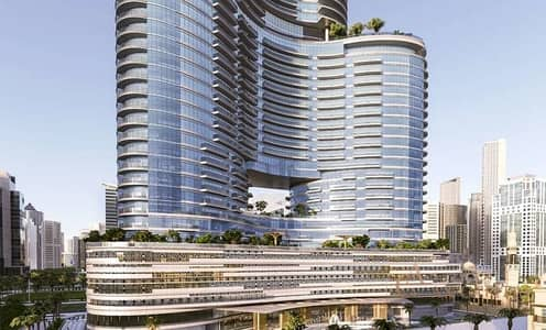2 Bedroom Apartment for Sale in Downtown Dubai, Dubai - 10% ON BOOKING | STUNNING 2 BEDROOM APARTMENT