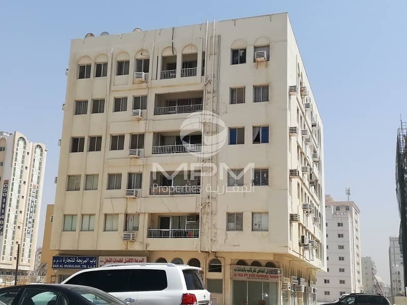 1 Month Free| 2br| Butina| Near Shj Cooperative