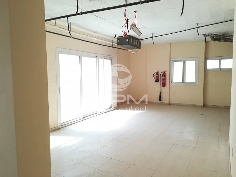 10 2 Months free commercial space Al Khan - Sharjah