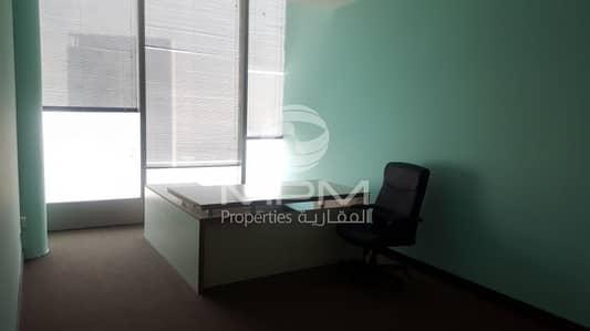 مکتب  للايجار في شارع الشيخ زايد، دبي - Office space Inclusive A/C