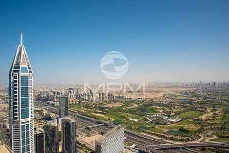 3 Bedroom Flat for Rent in Dubai Marina, Dubai - Furnished 3 BR. Penthouse + Stunning Panoramic Views Around