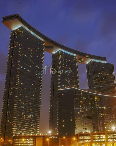1 Bedroom Apartment for Sale in Al Reem Island, Abu Dhabi - Best Offer to Buy 1 BR Apartment with Maidsroom in Gate Tower 1