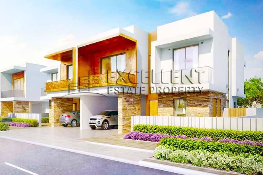 10 Grand and Luxurious 4 Bedroom Duplex Villa
