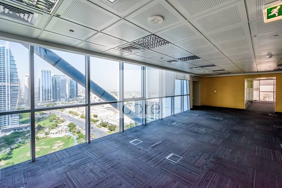 2 Full Floor Fitted Office | Easily Accessible