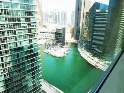 2 Bedroom Apartment for Rent in Dubai Marina, Dubai - Chiller free | High flooor | Marina view
