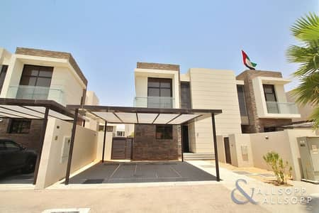 Single Row | Fully Furnished | Three Bed