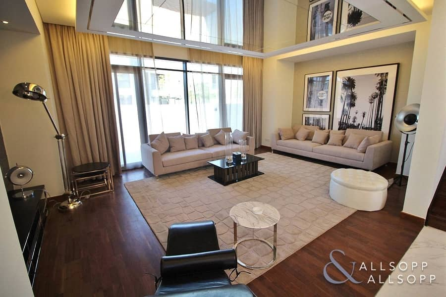 2 Single Row | Fully Furnished | Three Bed