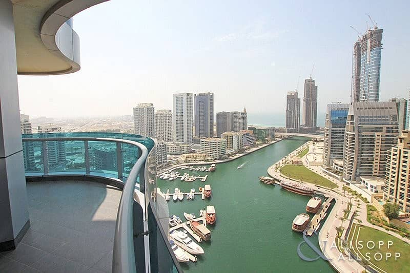 Fully Furnished | Marina Views | 3 Bedroom