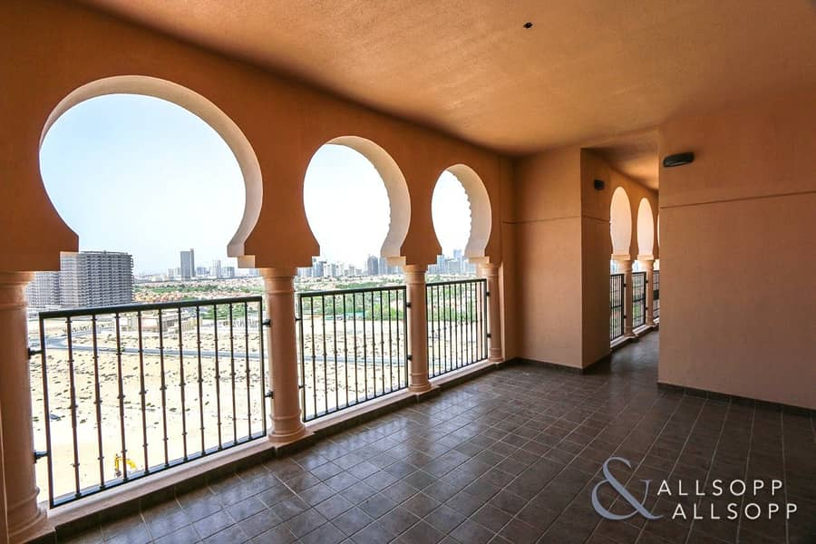 4 Bed | High Floor | Al Andalus Apartment