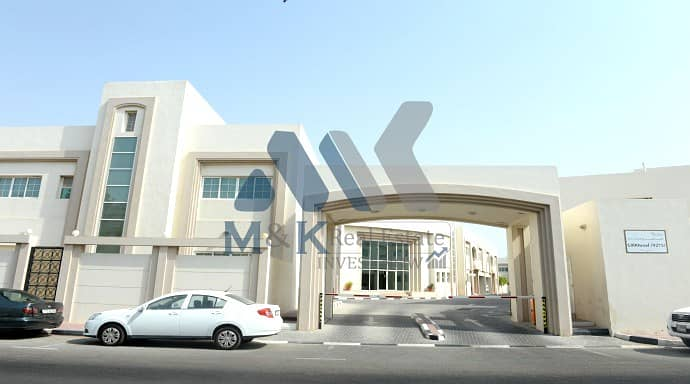 One Month Grace Period | 4 Bedroom in Al Baraha with Gym, Pool!