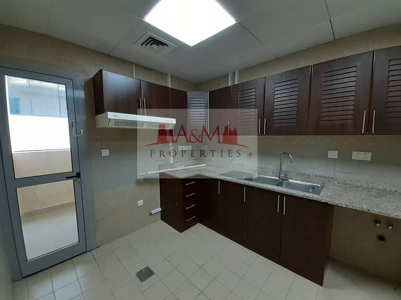 18 2 bhk in Al Nahyan Camp with Balcony!