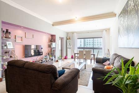 شقة 2 غرفة نوم للبيع في نخلة جميرا، دبي - Huge Apartment|Sea View|Available for Viewing