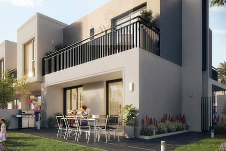 تاون هاوس 3 غرفة نوم للبيع في دبي الجنوب، دبي - Beautiful Three Bedroom Townhouse | Best Payment Plan