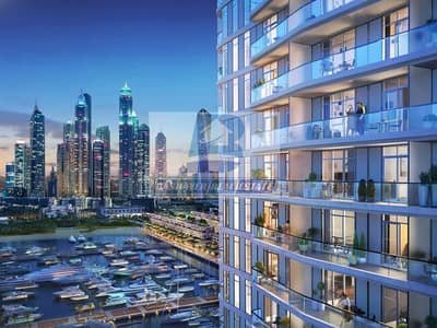 1 Bedroom Flat for Sale in Dubai Harbour, Dubai - First Ever Holiday homes From Emaar-  11. 2% ROI- 50% DLD waived