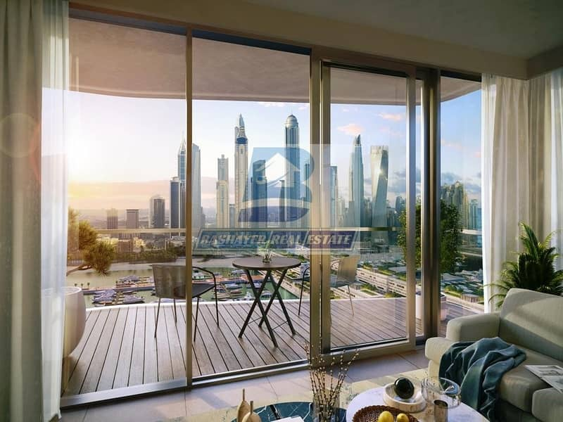 10 First Ever Holiday homes From Emaar-  11. 2% ROI- 50% DLD waived