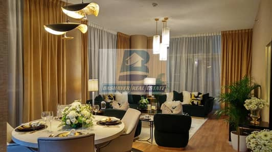 Studio for Sale in DAMAC Hills (Akoya by DAMAC), Dubai - High ROI- 5% Booking Ready Studio! 4 Yrs Payment Plan ! 50% DLD Waived ! Park Facing!