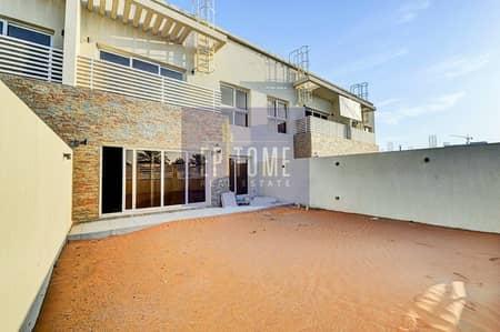 تاون هاوس 4 غرفة نوم للايجار في الفرجان، دبي - Single Row | Vacant | Brand New | 4BR+ Maid