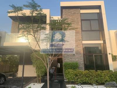 فیلا 5 غرفة نوم للبيع في داماك هيلز (أكويا من داماك)، دبي - 5 Bed Stand Alone Villa Designed by Fendi  - Golf view