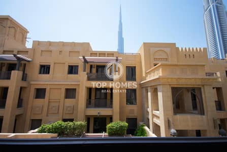 3 Bedroom Flat for Sale in Old Town, Dubai - Furnished | Vacant | Great Layout