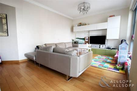 شقة 2 غرفة نوم للبيع في وسط مدينة دبي، دبي - Three Bedroom | Pool View | Two Balconies