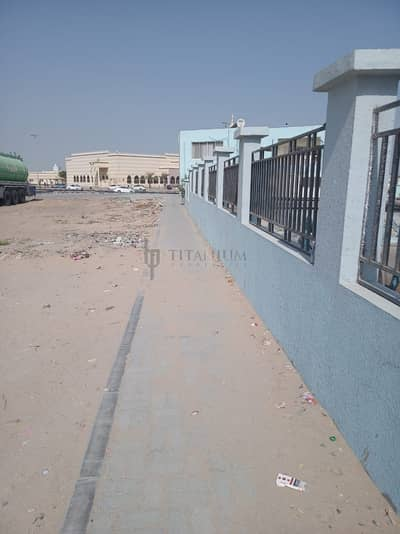 Industrial Land for Rent in Al Jurf, Ajman - Yard for rent In AL Jurf In Industrial Area
