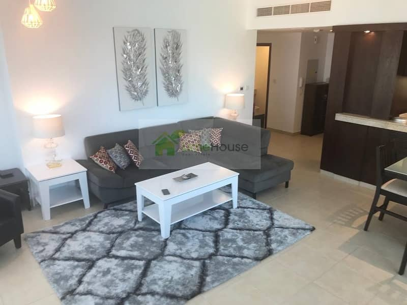 2 Furnished | Burj Khalia & Fountain View I