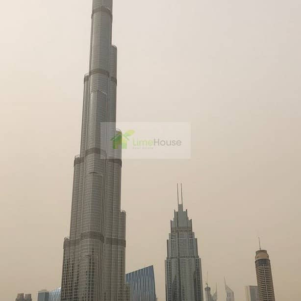 11 Furnished | Burj Khalia & Fountain View I