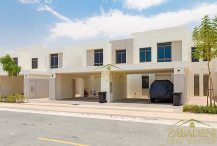 4 Bedroom Townhouse for Sale in Town Square, Dubai - POOL VIEW | 4 BEDROOM IN HAYAT TOWNHOUSE