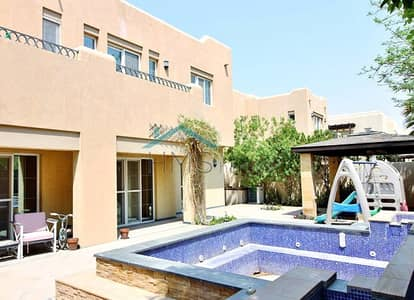 7 Bedroom Villa for Rent in Arabian Ranches, Dubai - Upgraded Must See Rare 7 bedroom Terra Nova Villa