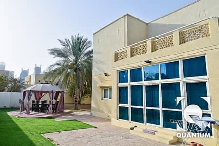 4 Bedroom Villa for Rent in The Meadows, Dubai - Next To Pool/Park | Extended | Corner Plot