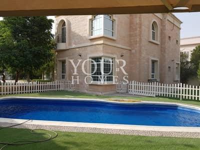 Semifurnished 4BR independent villa   Barsha