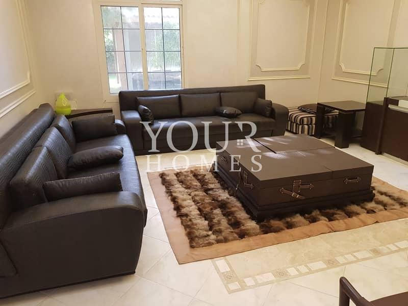 2 Semifurnished 4BR independent villa   Barsha