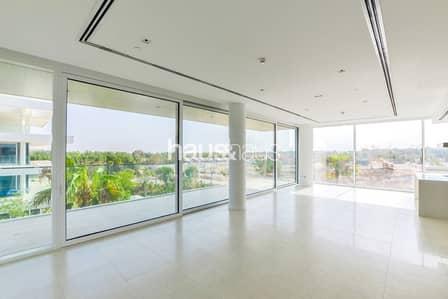 فلیٹ 2 غرفة نوم للايجار في البراري، دبي - Keys with Me | Stunning | Waterway View | BrandNew