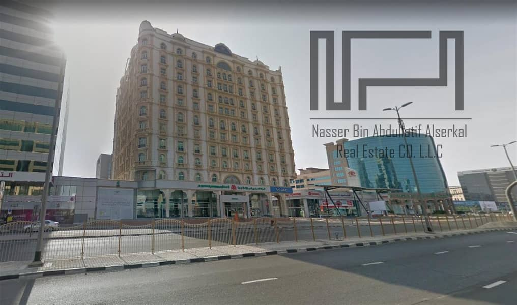 Office Space with Easy Access to DCC Metro Station
