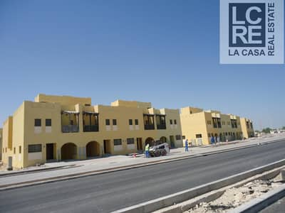 3 Bedroom Villa for Sale in Hydra Village, Abu Dhabi - VACANT! Corner Plot! Kitchen Equipped!