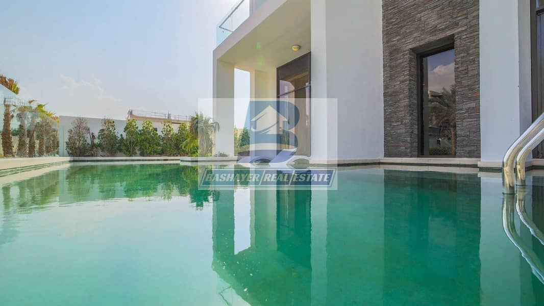 2 Ready To Move -Luxury Stand Alone Villa - 5 Bed Room Full Golf View