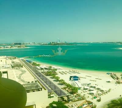بنتهاوس 4 غرفة نوم للايجار في نخلة جميرا، دبي - Full Sea View Penthouse 4Bedrooms