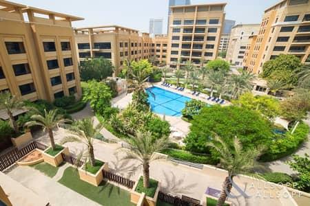 فلیٹ 3 غرفة نوم للبيع في الروضة، دبي - 3 Bedroom | Vacant On Transfer | 2 Parking
